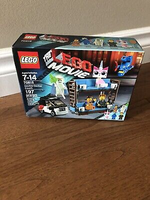 $ CDN64.99 • Buy LEGO 70818 The LEGO Movie Double-Decker Couch - New And Sealed