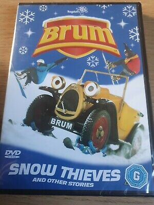 £20 • Buy Brum: Snow Thieves And Other Stories - DVD Movie Brand New Sealed  PAL 2