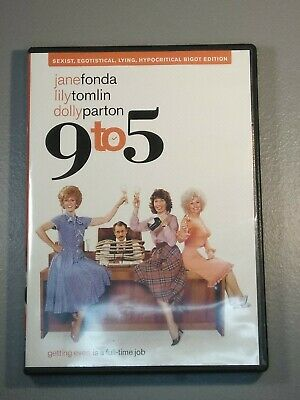 AU6.38 • Buy 9 To 5 (DVD, 1980, Widescreen) Very Good Condition