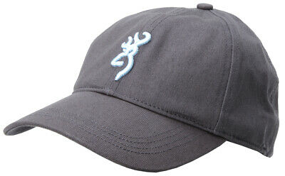 £17.90 • Buy Browning Cotton Blue Hunting Shooting Hat Cap - 308000481