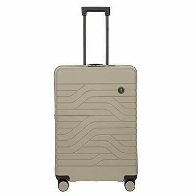 $ CDN163.85 • Buy B|Y By Brics | Ulisse 28 Inch Expandable Spinner Suitcase | Grey | Hard Exter...
