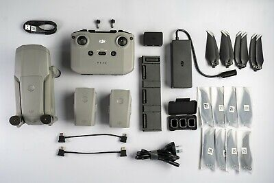 AU1549 • Buy Ex Demo DJI Mavic Air 2 Fly More Combo AU Stock Excellent Condition