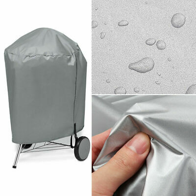$ CDN33.26 • Buy Kettle Grill Charcoal Barbecue Cover Vinyl Outdoor 22  (57 Cm) For Weber