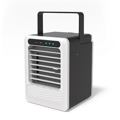 AU58.81 • Buy Portable Air Conditioner Fan Personal Air Cooler Moisturizing 3 Speeds