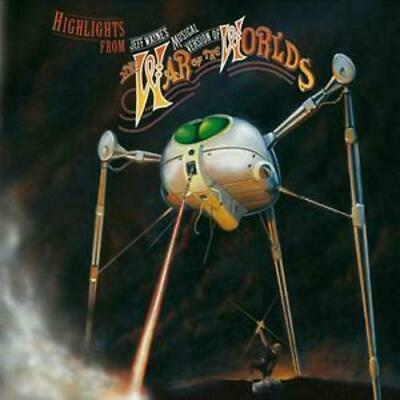 £5.18 • Buy Jeff Wayne : War Of The Worlds (Highlights) New & Sealed CD