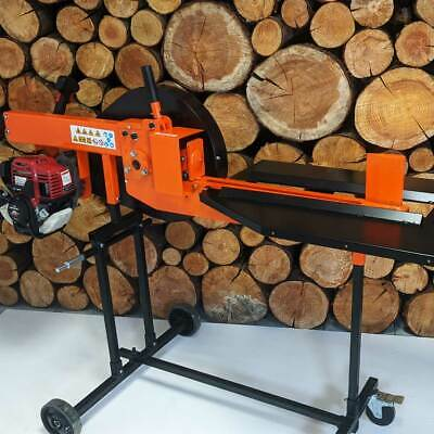 £579.90 • Buy Forest Master 8 And 6 Ton Kinetic  Petrol Electric Log Splitter