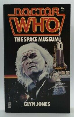 Doctor Who -The Space Museum. Target Book. 1987 1st Ed.  Mint Condition ++ • 9£