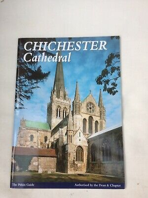CHICHESTER CATHEDRAL 2004 Pitkin Guide PB Illust. Ex.Con. • 0.99£