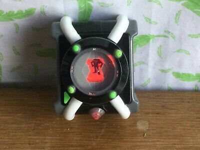 Ben 10 Talking Omnitrix Lights & Sounds Playmates Watch Toy Cartoon Network  OR1 • 18.50£