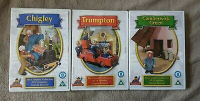 £16.99 • Buy TRUMPTONSHIRE The Complete Collection. Trumpton. Camberwick Green Chigley UK DVD