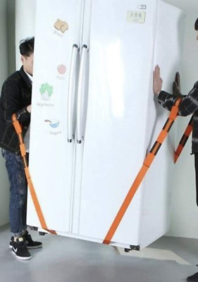 AU15.74 • Buy Moving Straps For Lifting Furniture, Appliances  Essentials- Carry And Lift ...