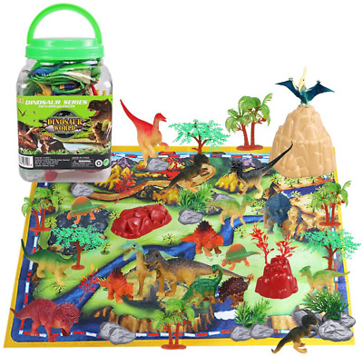 AU20.81 • Buy Educational Dinosaur Toys For Kids Age 2 3 4 5 6 7 8 Year Old Boys Girls Toddler