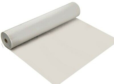 £5.99 • Buy Opaque Clear Polythene Plastic Sheeting Roll 4m Wide 200 MICRON Garden DIY