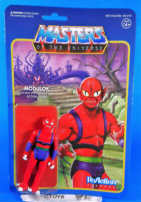 $14.99 • Buy Super 7💥Masters Of The Universe💥MODULOK💥Retro ReAction Action Figure✅Fast Shp