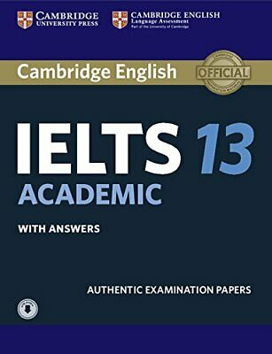Cambridge IELTS 13 Academic Student's Book With Answers With Audio: Authentic Ex • 23.30£