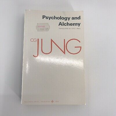 Psychology And Alchemy (Collected Works Of C.G. Jung Vol.12) - Paperback - GOOD • 21.46£