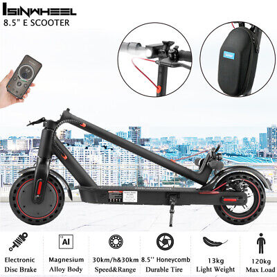 View Details Aovo Pro M365 Electric Scooter Xiaomi Pro 2 Style 30km/h App 12 Month Warranty • 272.99£
