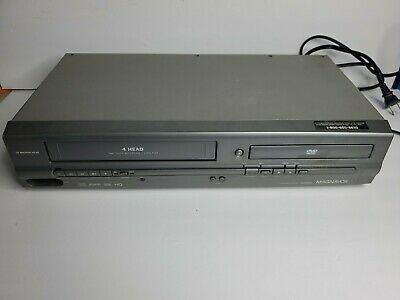 $ CDN9.66 • Buy Magnavox DVD VCR VHS Combo Player MWD2205  *FOR PARTS OR REPAIR*