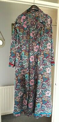 AU26.72 • Buy Vintage Womens Dressing Gown Size 20/22