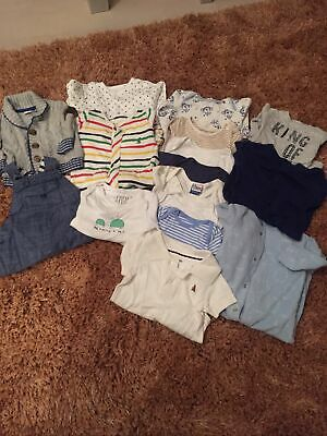 AU4.46 • Buy Baby Bundle Clothes 0-3 Months Gap Joules Next George F&F Used