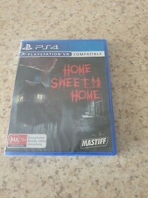 AU100 • Buy Home Sweet Home Ps4 VR Compatible Brand New Sealed
