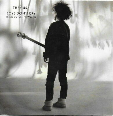 £8.99 • Buy The Cure - Boys Don't Cry - Mini Poster & Card Frame