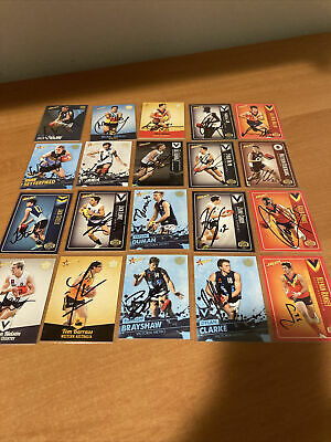 AU30 • Buy AFL  Signed Cards Future Force X20