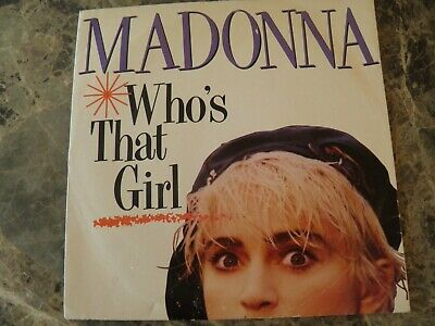 £2.99 • Buy Madonna   7  Single    Who's That Girl    P/s 1987