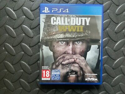 £3.20 • Buy Ps4 Game Call Of Duty Ww2