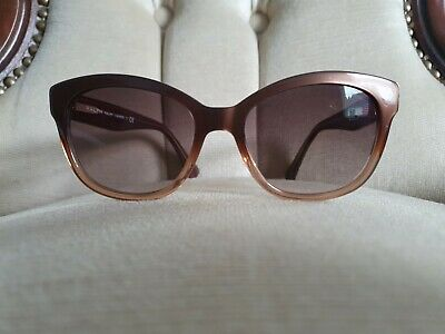 Ralph Lauren Womens Sunglasses Pearlised Brown Frame Polo Ralph • 29.99£