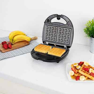 £19.99 • Buy Tower Panini Waffle Sandwich 3-in-1 Snack Maker Easy To Clean Ceramic