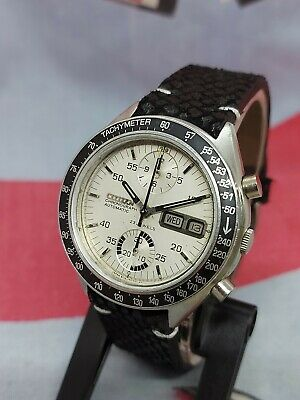 $ CDN459.50 • Buy Vintage Citizen Chronograph 'Speedy' Automatic 8110 Men Watch 1970 Made Japan