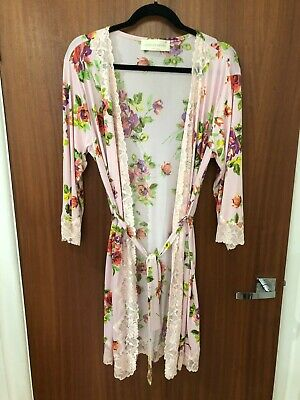 AU35 • Buy Peter Alexander Dressing Gown Size 10/M