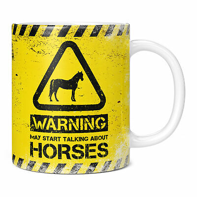 £9.99 • Buy Funny Gift For Horse Lover Rider Equestrian Present For Daughter Pony Racing Her
