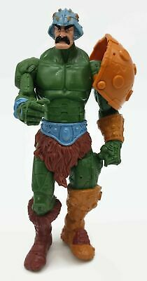 $11.99 • Buy Masters Of The Universe Mattel Man-At-Arms Action Figure 2001 Heroic Toy
