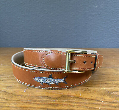 $14.99 • Buy World Wide Sportsman Belt Fishing Fish Size 44 Made In USA