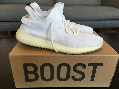 $ CDN190.57 • Buy  Adidas Yeezy Boost 350 V2 Triple White Size (Men's) 11.5 WITH BOX