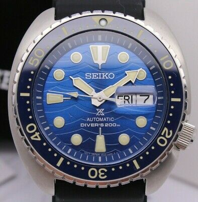 $ CDN250.91 • Buy Seiko Prospex SRPE07 King Turtle 45mm Stainless Steel Men Automatic Divers Watch