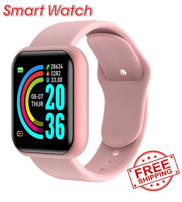 AU19.12 • Buy Smart Watches Men Women For Android & IOS Waterproof