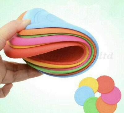 £2.98 • Buy Soft Rubber Summer Beach Frisbee Dog Pet Throwing Flying Disc Frisby Fetch Toy