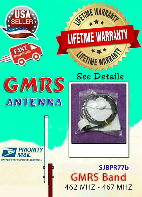 AU41.94 • Buy GMRS Base Antenna 462-467 MHz | Up To 6 DB