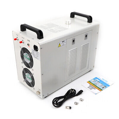 £289 • Buy CW-5000 Industrial Water Chiller For CO2 Glass Laser Tube Laser Cutter Engraver