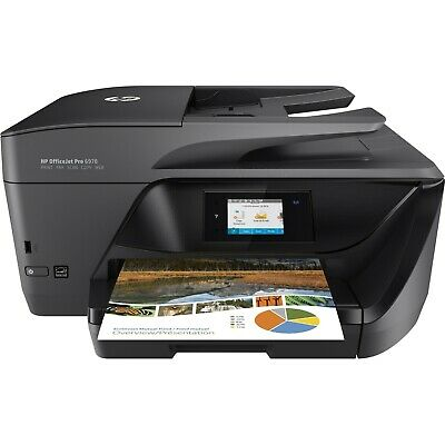 AU127.46 • Buy HP Officejet Pro 6978 Wireless Inkjet Multifunction Printer, Color