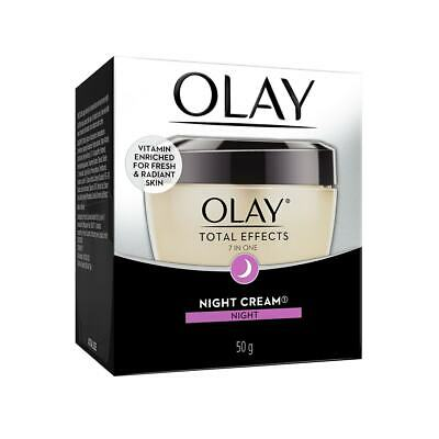 AU25 • Buy Olay Total Effects 7-in-1 Night Cream 50g