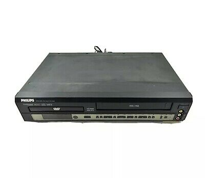 £28.97 • Buy Philips DVD740VR DVD VCR Combo Player VHS Recorder