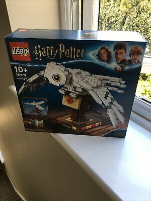 $ CDN15.73 • Buy BNIB Complete Lego Harry Potter Hedwig Moving Wings (75979) BRAND NEW