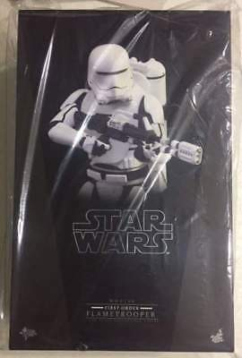 $ CDN241.84 • Buy Hot Toys Star Wars The Force Awakens Flametrooper 1/6 Scale Sealed Clone Sith