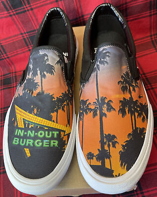 £65.44 • Buy Limited Edition STRAYE In N Out Burger California Dreaming Board Shoes Size 12