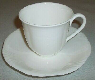 £29.99 • Buy Villeroy & And Boch ARCO WEISS Coffee Cup And Saucer