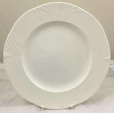 £39.99 • Buy Villeroy & And Boch ARCO WEISS White Dinner Plate 26.5cm UNUSED